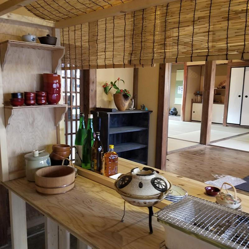 DIY江戸風屋台
